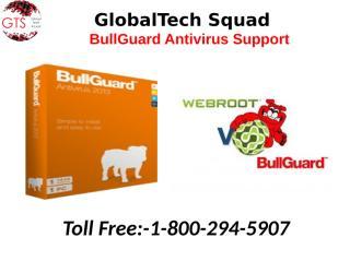 BullGuard Antivirus Support (4).pptx