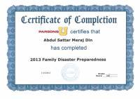 Diploma in  2013 Family Disaster Preparedness.pdf