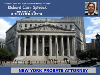 NEW YORK PROBATE ATTORNEY.pptx