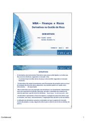 FIPECAFI - DERIVATIVOS  TERMO FUTURO - MARCO 17 - AULA 5.PDF