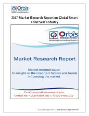 Smart Toilet Seat Industry.pdf