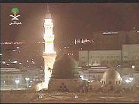 beautiful azan madinah 28th sept 06 - 6th ramadhan.wmv
