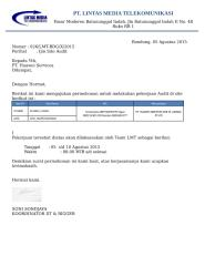 Surat Pengantar For Rigger Agus.docx