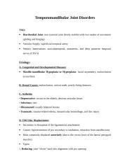 Temporomandibular Joint Disorders.doc