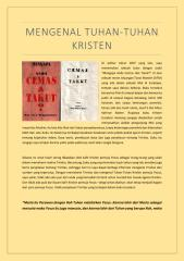 Mengenal Tuhan-tuhan Kristen.pdf