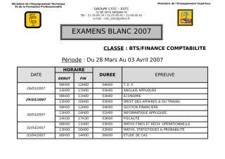 PG EXAMENS BLANC BTS.doc