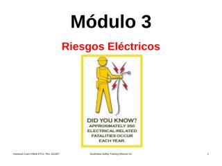 module3_electrical_hazards_spanish.ppt