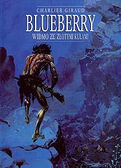 Blueberry - Widmo ze złotymi kulami.cbr