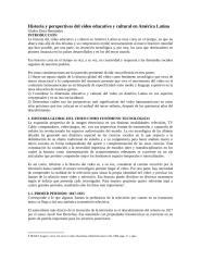 HISTORIA Y PERSPECTIVAS DEL VIDEO EDUCATIVO Y CULTURAL EN AL.docx