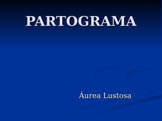 PARTOGRAMA.ppt