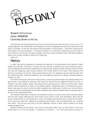 Eyes Only - Dossier on the Vau.pdf