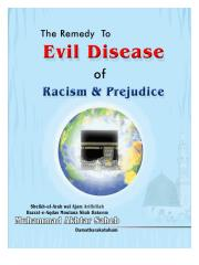 the remedy to the evil disease of racism and prejudice.pdf