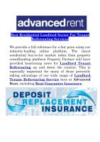 Best_Residential_Landlord_Sector_For_Tenant_Referencing_Services.PDF