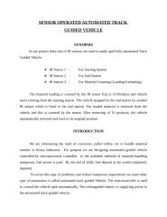 SENSOR OPERATED AUTOMATED TRACK GUIDED VEHICLE(ATGV).doc