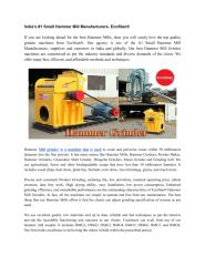 Small Hammer Mill Manufacturers.pdf