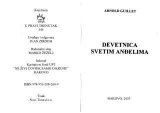 Arnold Gulliet - DEVETNICA SVETIM ANDJELIMA.pdf