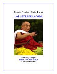 DALAI  LAMA  -  LAS  LEYES  DE  LA  VIDA.pdf