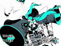 Hatsune Miku - Love is war.mp3